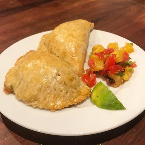 For more ideas on empanada fillings and flavor combinations, check out the Free Library's collection of e-cookbooks featuring variations on the handpie.